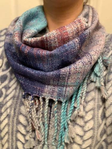 Skyline Drive Fringed Cowl